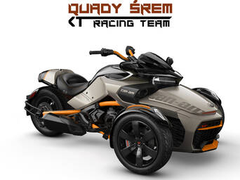 Can-Am Spyder F3 S 1330 ACE SE6 Liquid Titanium
