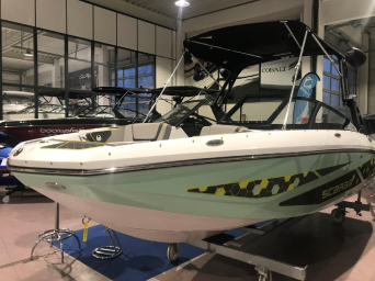 SCARAB 195 ID 8-osobowa 250 HP Model 2020