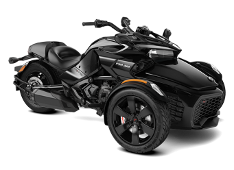 Can-Am Spyder F3 STD 1330 ACE SE Steel Black Metallic 2021