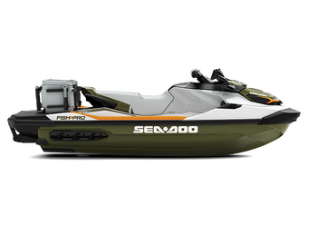 Sea-doo Fish Pro 170 White Night Green 2020