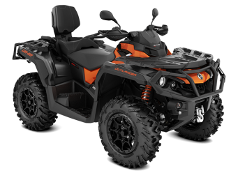 Can-Am Outlander MAX 650 XT-P T 2021