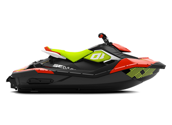 Sea-doo Spark 2up 90 TRIXX Chilii pepper Pear 2020