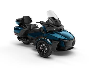 Can-Am Spyder RT LTD1330 ACE Petrol Metallic (Dark) 2021