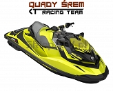 Sea-Doo RXP 300 X Neon Yellow - Lava Grey