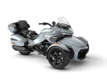 Can-Am Spyder F3 LTD 1330 ACE Glacial Blue Metallic (Dark) 2021