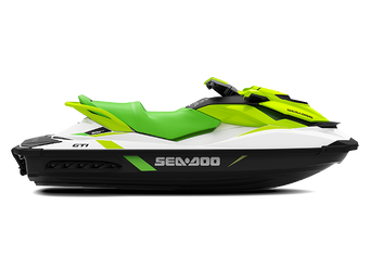 Sea-doo GTI PRO 130 IBR White Krypton Green 2020