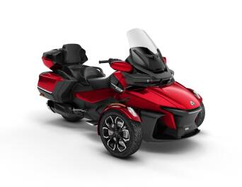 Can-Am Spyder RT LTD1330 ACE Deep Marsala Metallic (Chrome) 2021