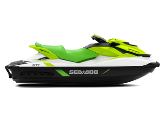 Sea-doo GTI PRO 130 White Krypton Green 2020