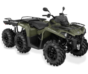 Can-Am Outlander 6X6 450 PRO+ T