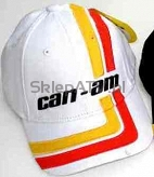 CZAPKA BRP CAN-AM STRIPES white roz.UNI 2861570001
