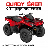 Can-Am Outlander 450 STD Homologacja T3