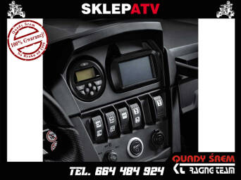 ADAPTER KONSOLI RADIO GPS 715001404 COMMANDER