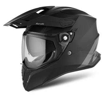 KASK AIROH COMMANDER COLOR BLACK MATT MROZ. M