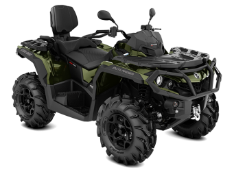Can-Am Outlander MAX 1000 XU+ T 2021