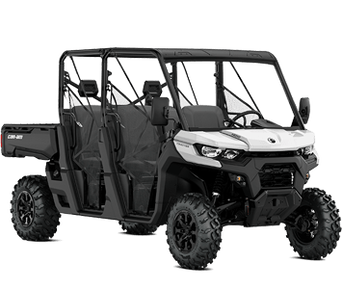 Can-Am Traxter MAX HD10 DPS Hyper Silver T 2020