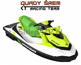 Sea-Doo GTI 90 STD White - Krypton green