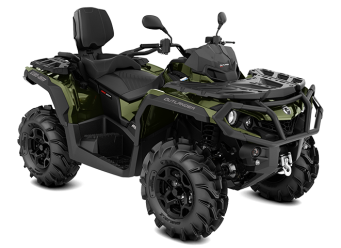 Can-Am Outlander MAX 650 XU+ T 2021