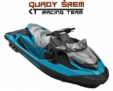 Sea-Doo GTX 230 SS Beach blue metallic - Lava Gre