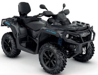 Can-Am Outlander MAX 650 XT T 2021