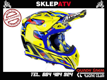 KASK AIROH AVIATOR 2.2 TC16 GLOSS L