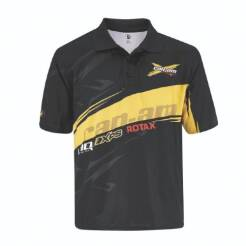 BLUZA BRP CAN-AM POLO X-RACE BLACK XL 2864001290